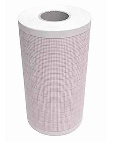 PAPEL ECG TECNOPAPER ROLLO 80MM X 20M