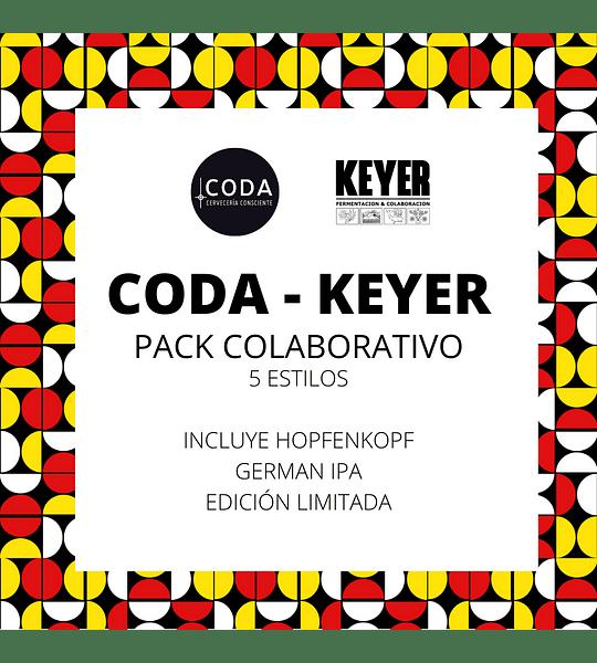 Pack Colaborativo</br>Con amigos KEYER