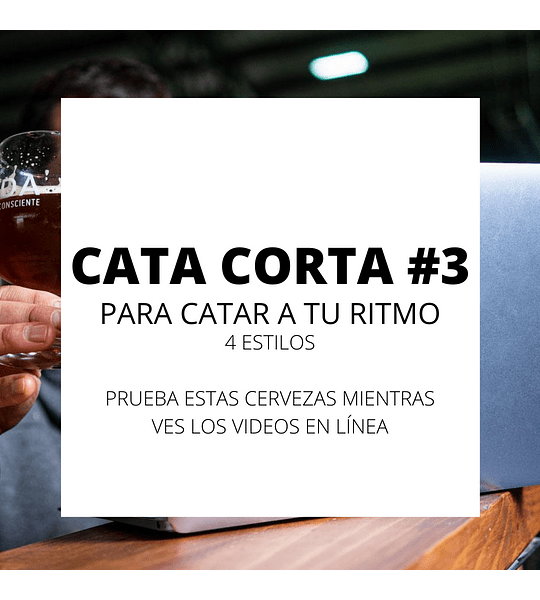 Pack La Cata Corta #3<br/>Para catar a tu ritmo