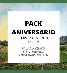Pack Mix Aniversario<br/>Son cinco años