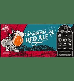 Pandemia<br/>Red Ale colaborativa