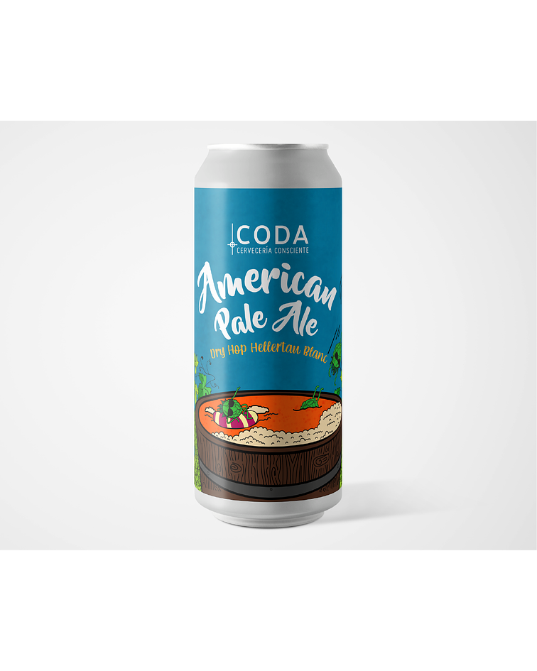 APA Single Hop H. Blanc<br/>Specialty Sauvignon-Chardonnay Aged Beer