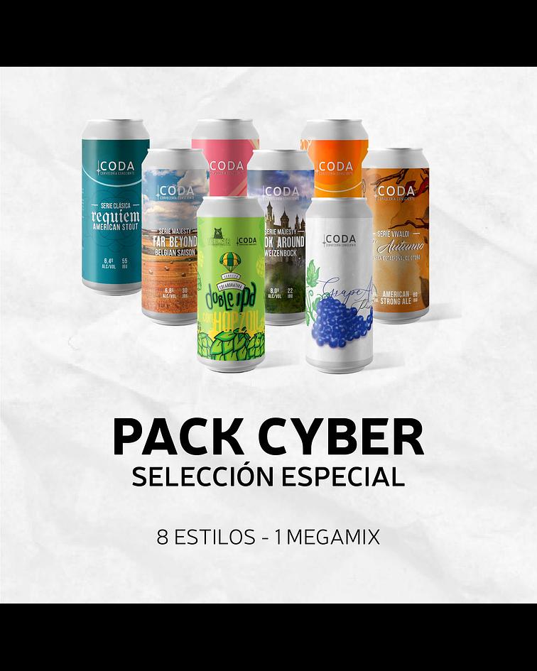 Pack Cyber</br>Aprovecha el mix!