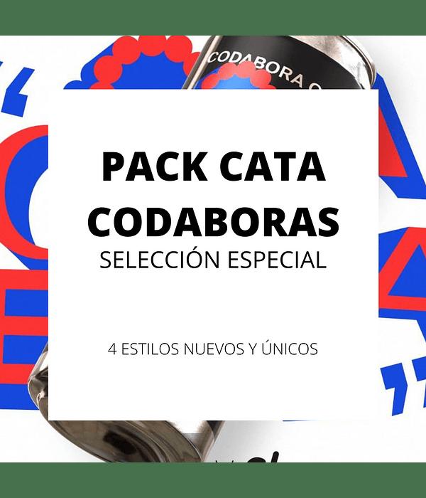 Pack Cata Online Colaboraciones</br>Solo cosas nuevas
