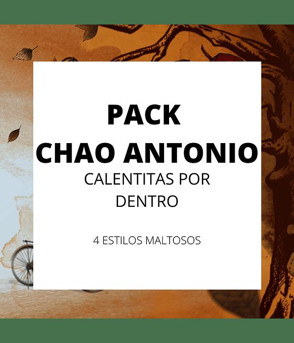 Pack Chao Antonio</br>Fin del Otoño