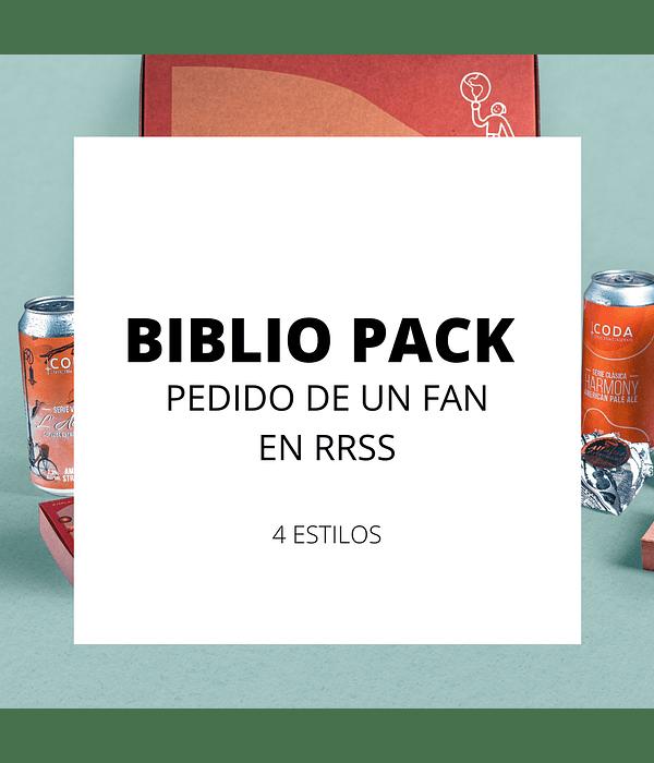 Biblio Pack</br>A pedido de un fan