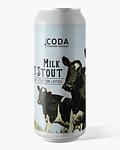 Milk O'Stout<br/>Sweet Stout con lactosa