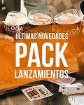 Pack Lanzamientos</br>Últimas Incorporaciones