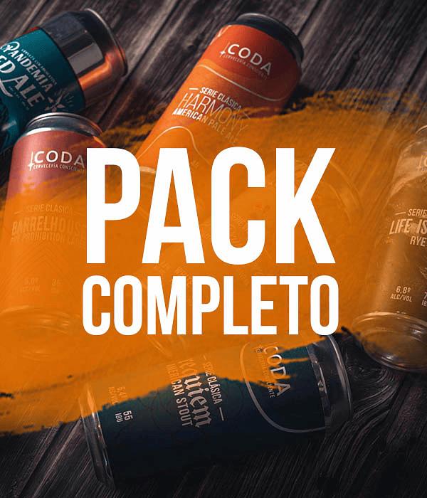 Pack Completo</br>Todo el stock