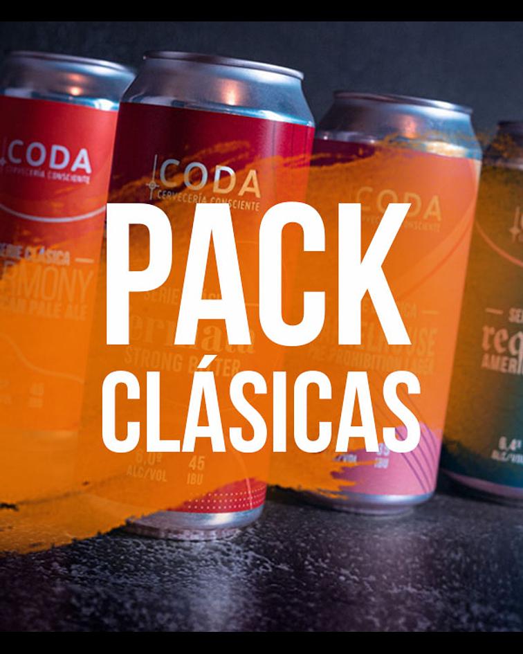 Pack Mix Clásicas</br>Las de siempre