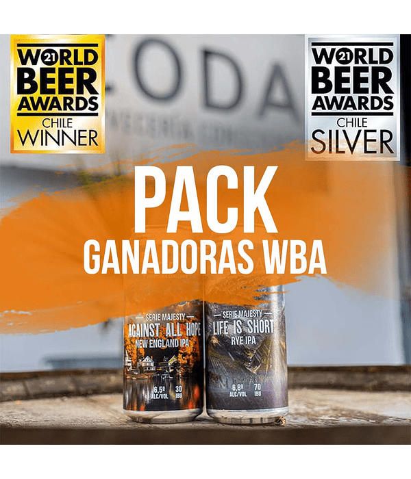 Pack WBA</br>Celebrando premios
