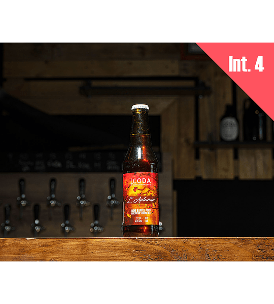 L'Autunno<br/>American Strong Ale Wild Barrel Aged