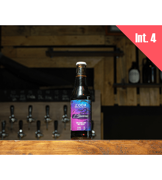 L'Inverno<br/>Wee Heavy Wild Barrel Aged