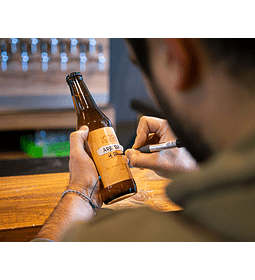 Sauvignon-Chardonnay Pale Ale<br/>Specialty Wood-Aged Beer