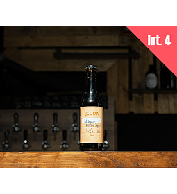 Adagio<br/>Strong India Porter Wine Barrel Aged