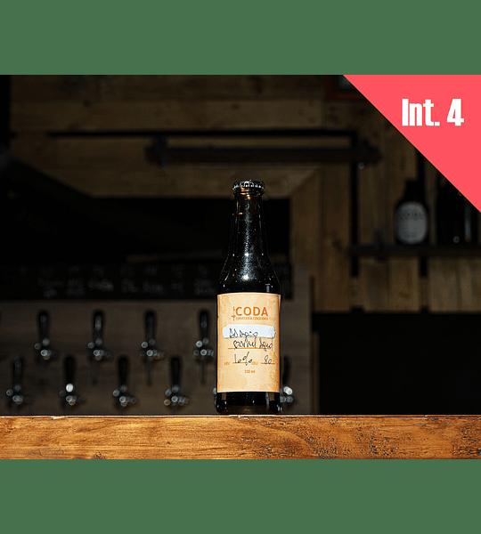 Adagio<br/>Strong India Porter Wine Barrel Aged