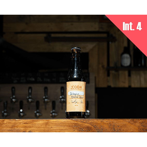 Adagio<br/>Strong India Porter Brett Barrel Aged