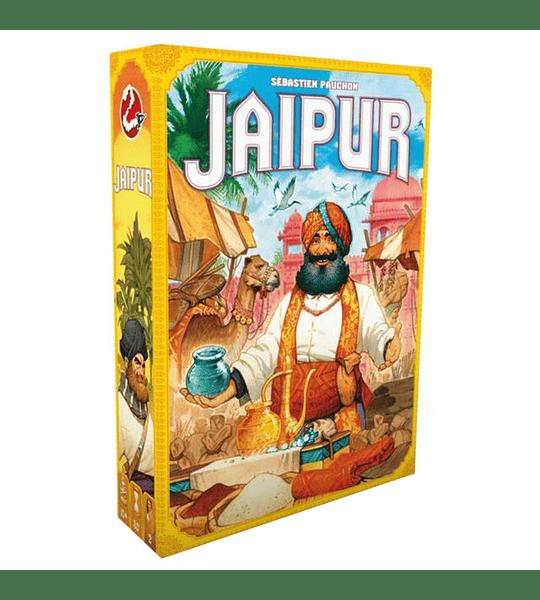 Pack Jaipur</br>Cervezas y juego