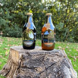 Pack de 24 Piedras Negras y Pilmaiquen (Porter y Golden Ale)