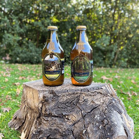 Pack de 24 Pozo de Oro y Bosques Carranco (Rubia Ale y IPA)