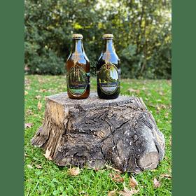 Pack de 24 Piedras Negras y Bosque Carranco (Porter y IPA)