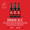 Ámbar Ale • 24 Botellas 330cc