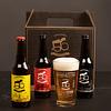 Pack Regalo • 3 Cervezas Artesanales + 1 vaso