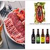 Pack 4 Cervezas Mixtas de 330cc + Chorizo Riojano Sarta (Cecinas Omeñaca)