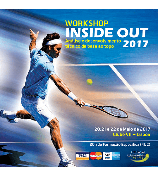 Workshop Inside Out 2017 - Clube VII (Lisboa)