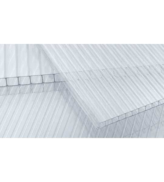 Policarbonato Alveolar / Espesor 4 mm