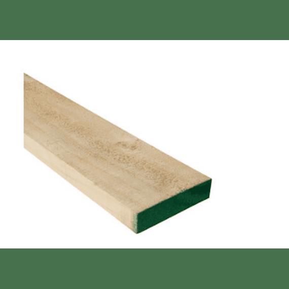 Madera verde 1 1/2x4