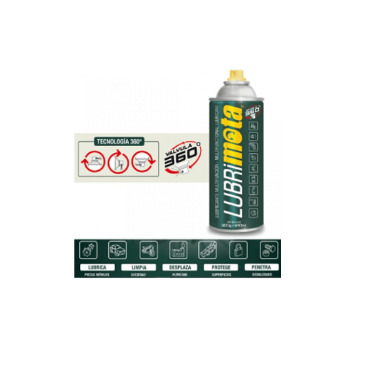 Spray Multiusos - 216ml LUBRimota