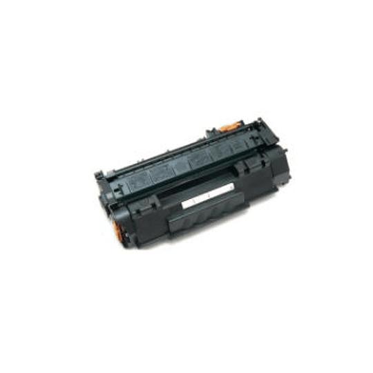 Toner compatível HP Q7553A  ou HP 49A Preto