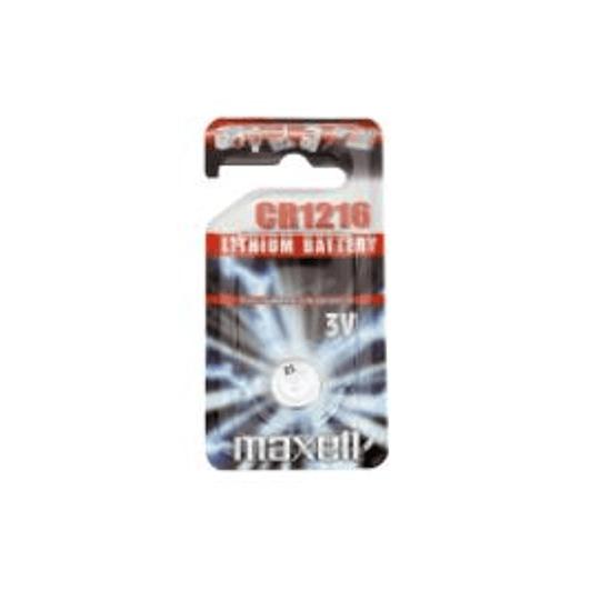 PILHA - CR1216 MAXELL