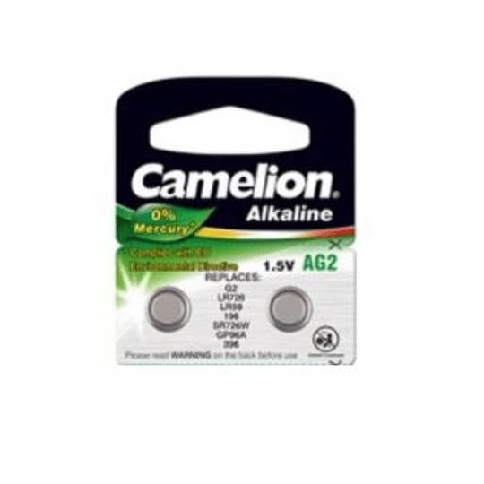 Pilha Camelion AG2 - GREN (UNIDADE)