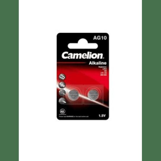 Pilha Camelion AG10/ AG10 (UNIDADE)