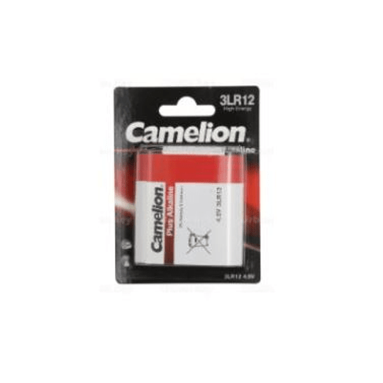 Pilha Camelion 3RL12 Alcalina