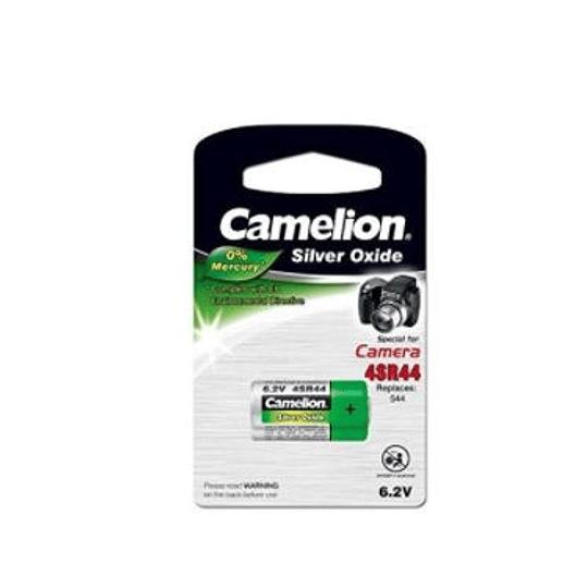 Pilha Camelion de 4Sr44