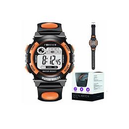 Relógio Digital à prova de água c/ cronometro
