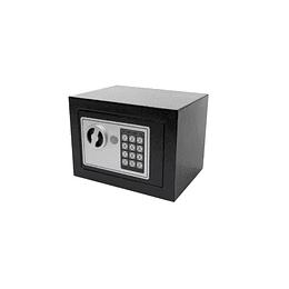 Cofre eletrónico aço 6l