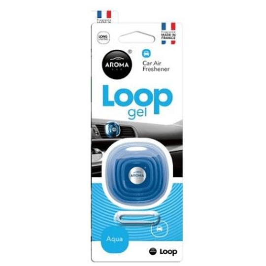 Ambientador Auto Loop Gel Água
