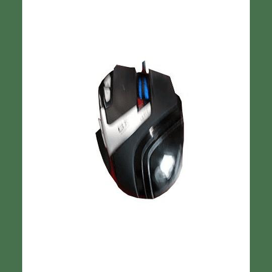 Rato óptico Game da Z8tech conforto e precisão