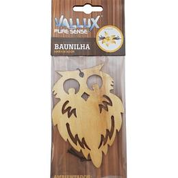 Ambientador Auto Wood Baunilha
