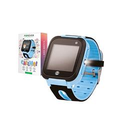 Smartwatch Gprs Lbs Sim Criança Azul FOREVER
