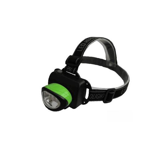 Lanterna de Cabeça 6 LEDs