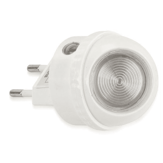Luz De Presença 1 LED Branco 0.4W Rotação 360º  Grundig