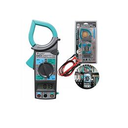Pinça Amperimétrica Digital AC 750/1000W