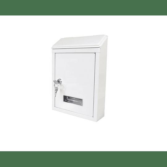 Caixa de correio pequena