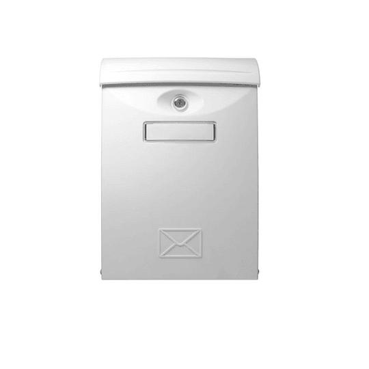 Caixa de correio em plástico