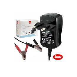 Carregador de baterias 2-6-12 volts